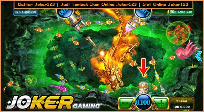 Daftar Joker123 | Judi Tembak Ikan Online Joker123